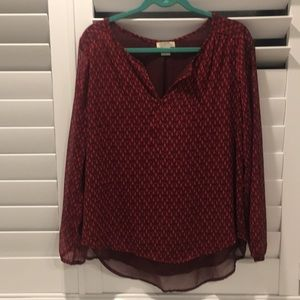 Lucky Brand blouse size M